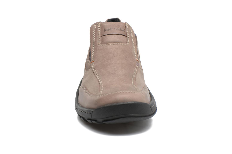 Mocassins Josef Seibel Nolan 18 Marron vue portées chaussures