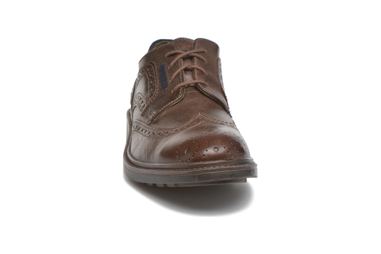 Chaussures à lacets Josef Seibel Oscar 19 Marron vue portées chaussures