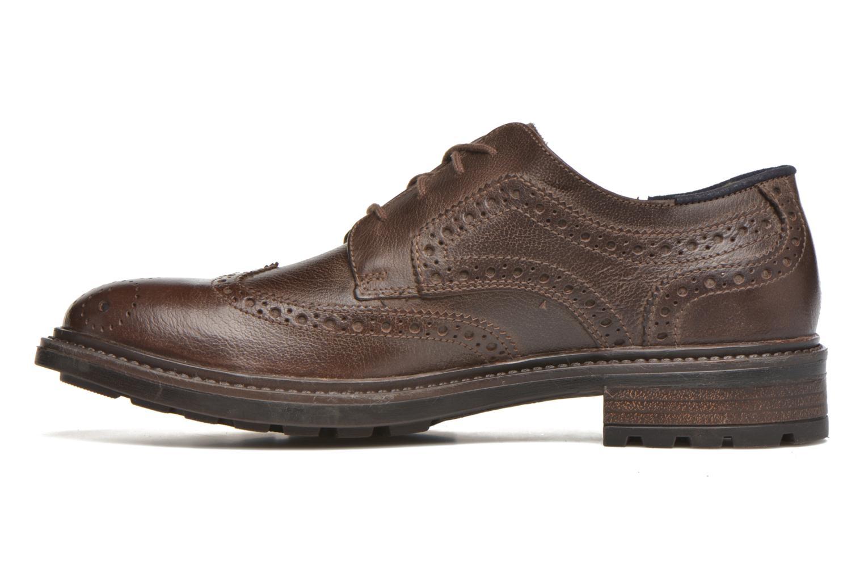 Chaussures à lacets Josef Seibel Oscar 19 Marron vue face