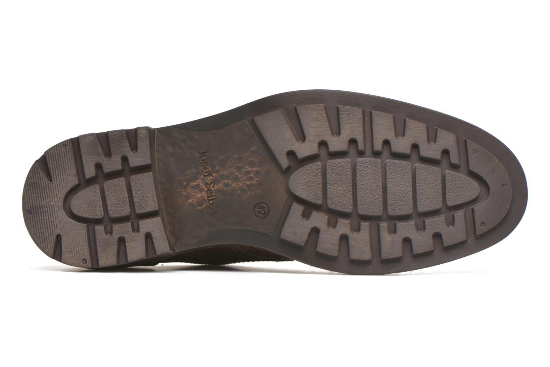 Chaussures à lacets Josef Seibel Oscar 19 Marron vue haut