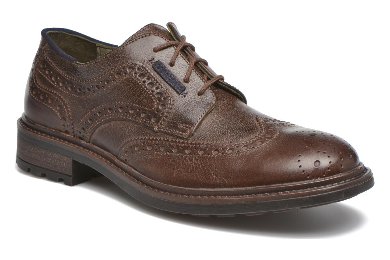 Chaussures à lacets Josef Seibel Oscar 19 Marron vue détail/paire