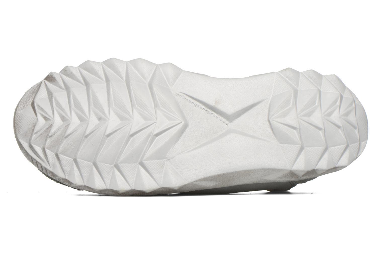 Loafers DUDE Farty Suede Grå bild från ovan