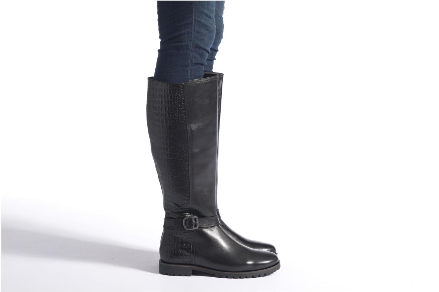 Boots & wellies Arima pour Elle Farandole Black view from underneath / model view