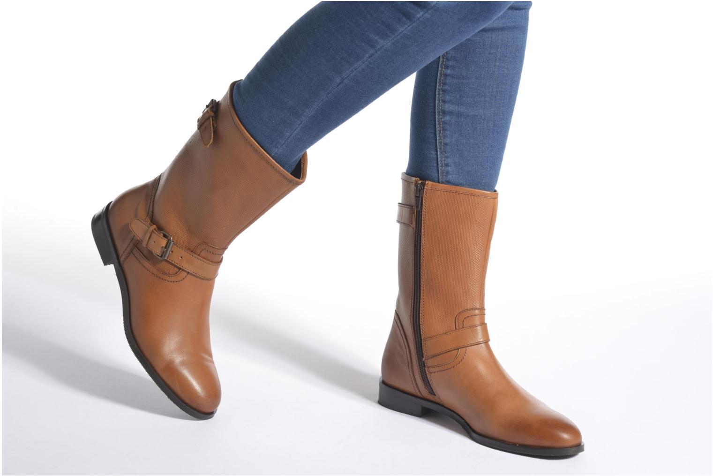 Bottines et boots Arima pour Elle Vocera Marron vue bas / vue portée sac