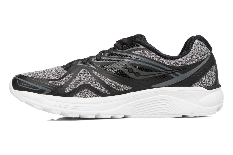 Chaussures de sport Saucony Ride 9 Noir vue face