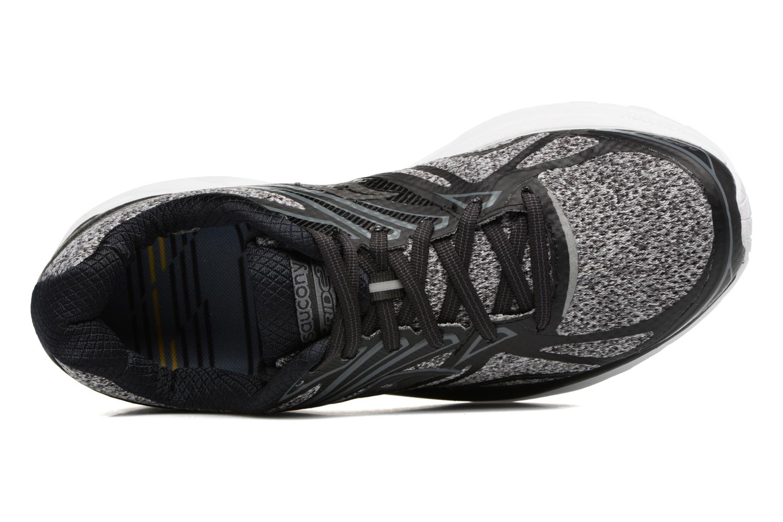 Chaussures de sport Saucony Ride 9 Noir vue gauche