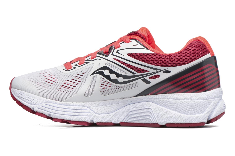 Chaussures de sport Saucony Swerve W Blanc vue face