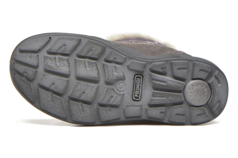 Stiefel Primigi SYBILI-E grau ansicht von oben
