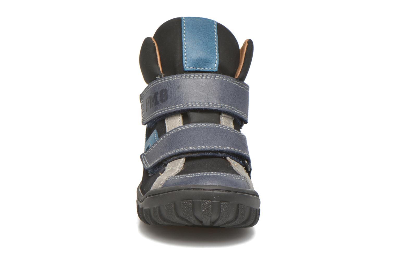 Sneaker Primigi Charly schwarz schuhe getragen