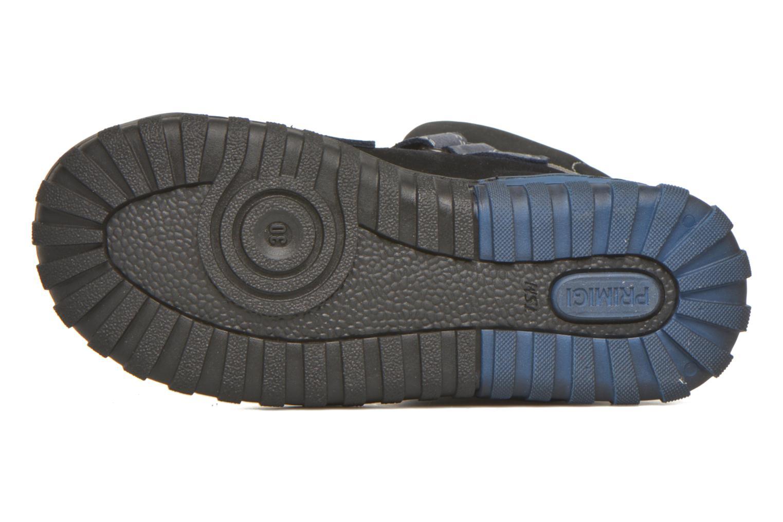 Sneaker Primigi Charly schwarz ansicht von oben