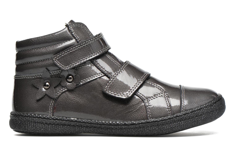Chaussures à scratch Primigi Anne-E Gris vue derrière