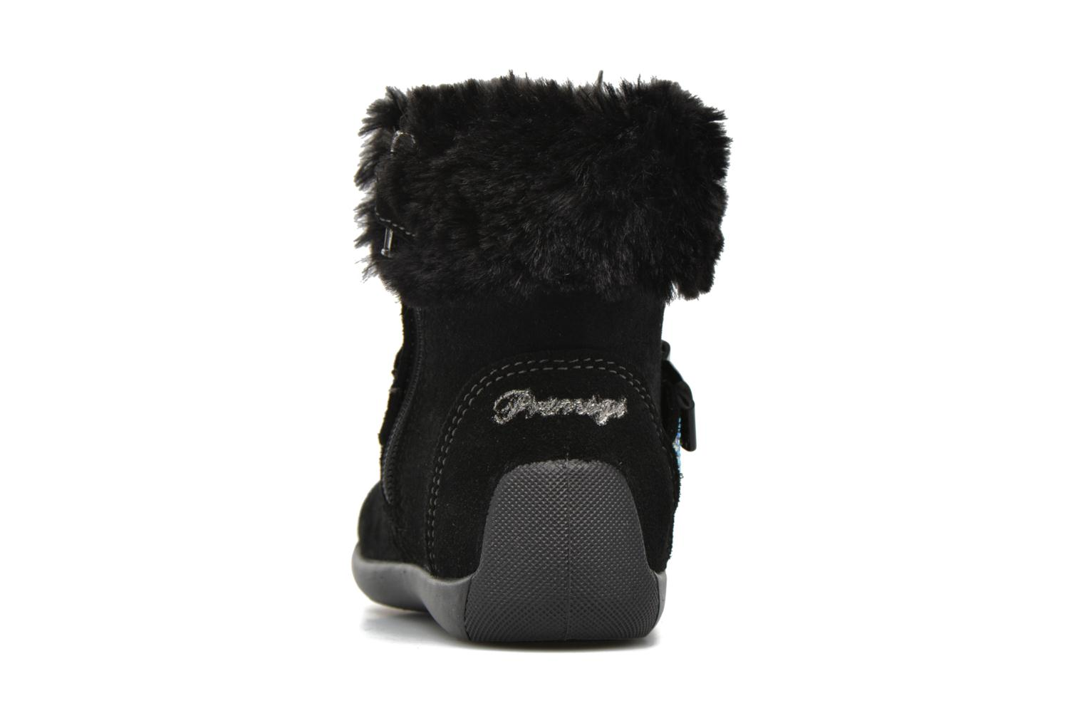 Boots & wellies Primigi Tisby Black view from the right