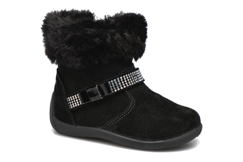 Boots & wellies Primigi Tisby Black detailed view/ Pair view
