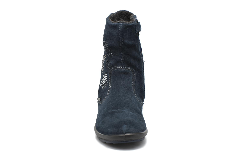 Bottes Primigi Teresa Bleu vue portées chaussures