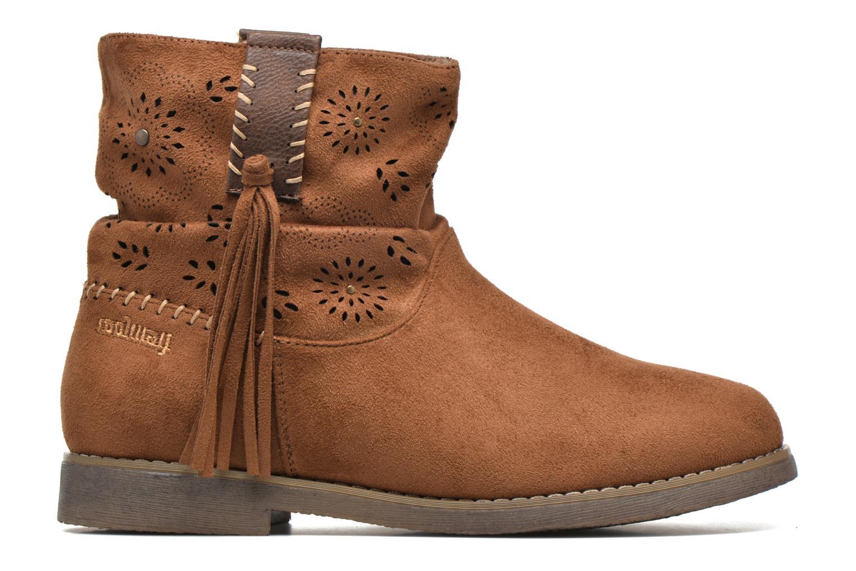 Bottines et boots Coolway Baili Marron vue derrière