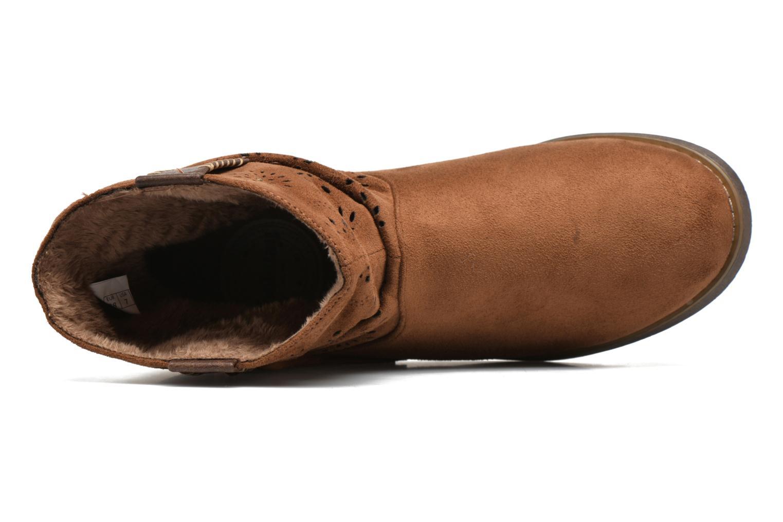 Bottines et boots Coolway Baili Marron vue gauche