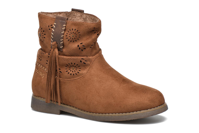 Bottines et boots Coolway Baili Marron vue détail/paire