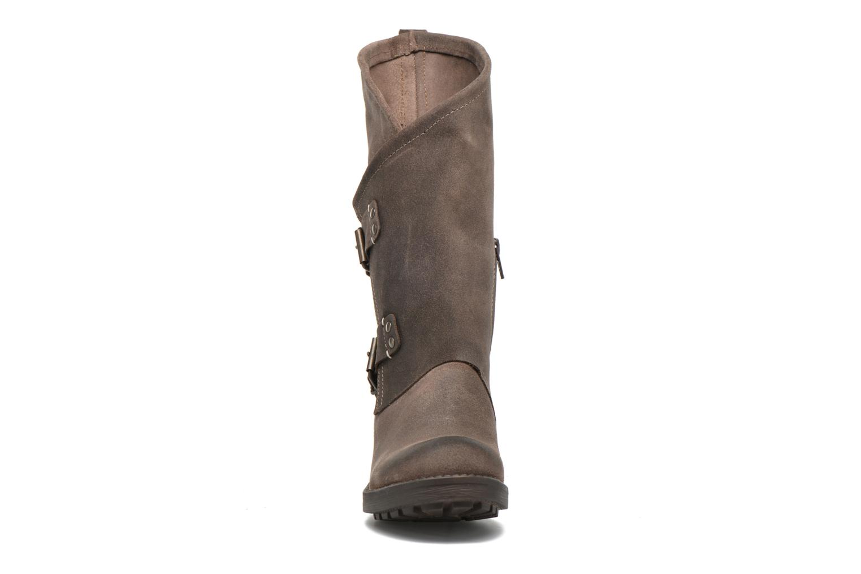 Bottines et boots Coolway Alida Marron vue portées chaussures