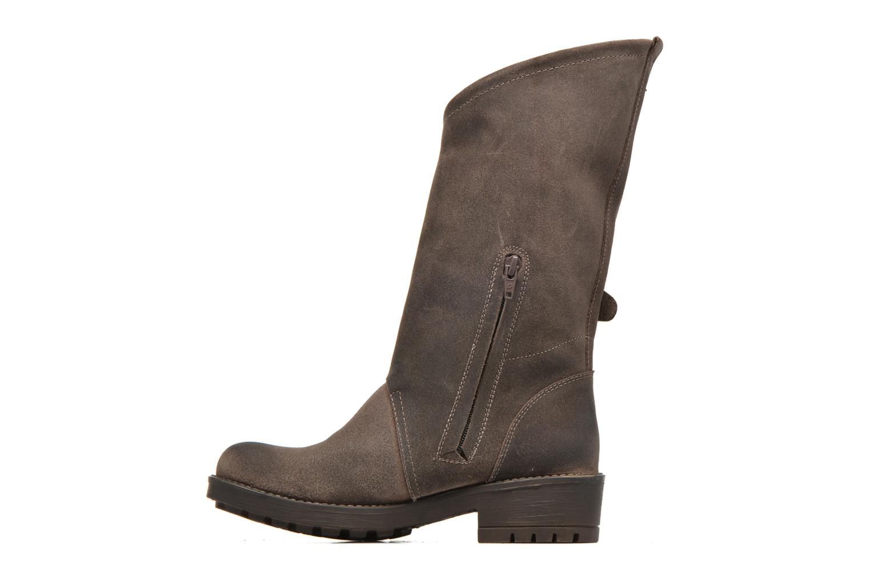 Bottines et boots Coolway Alida Marron vue face