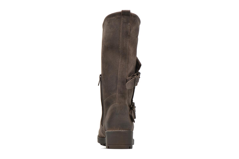 Bottines et boots Coolway Alida Marron vue droite