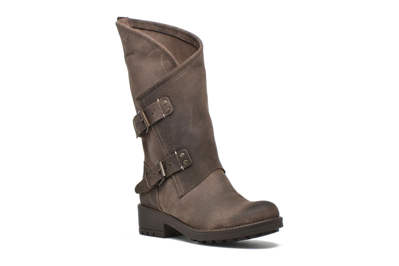 Bottines et boots Coolway Alida Marron vue détail/paire
