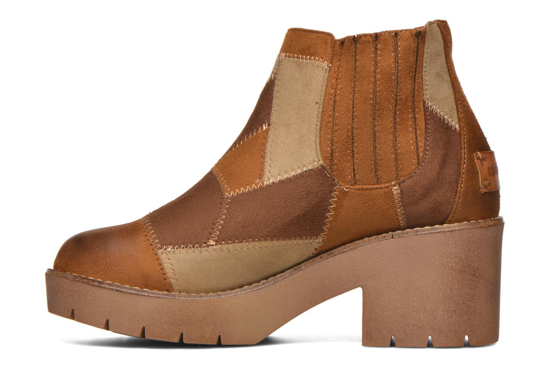 Bottines et boots Coolway Barek Marron vue face