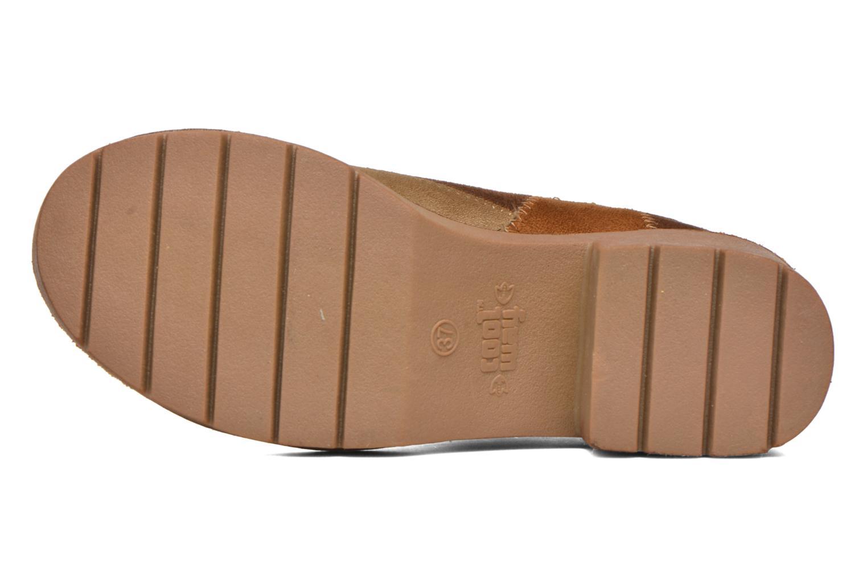 Stiefeletten & Boots Coolway Barek braun ansicht von oben