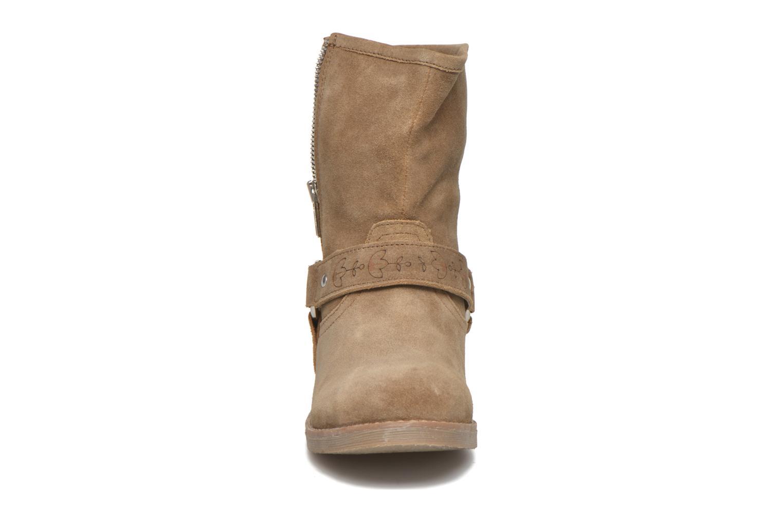 Bottines et boots Coolway Betusta Marron vue portées chaussures