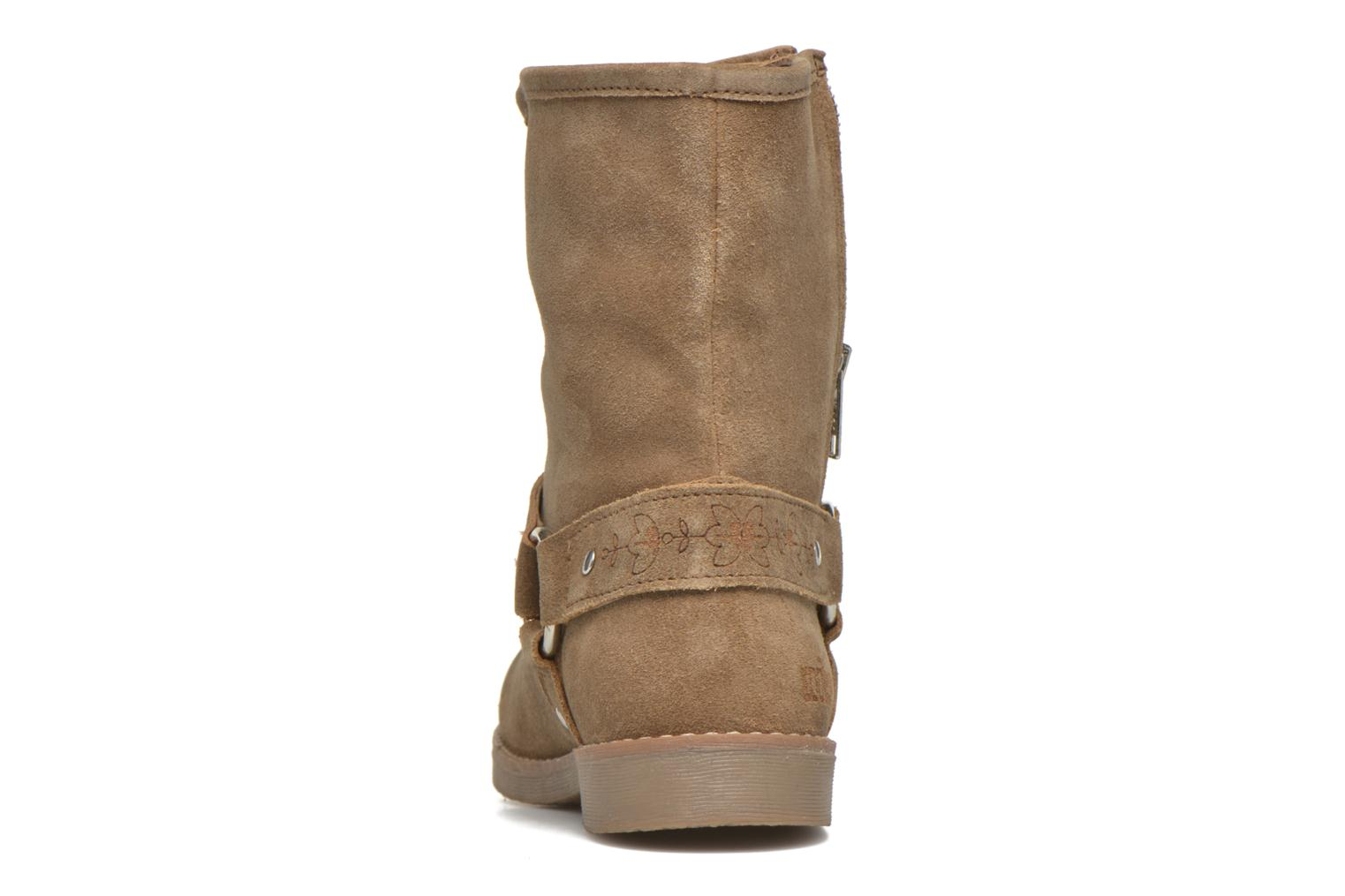 Ankle boots Coolway Betusta Brown view from the right