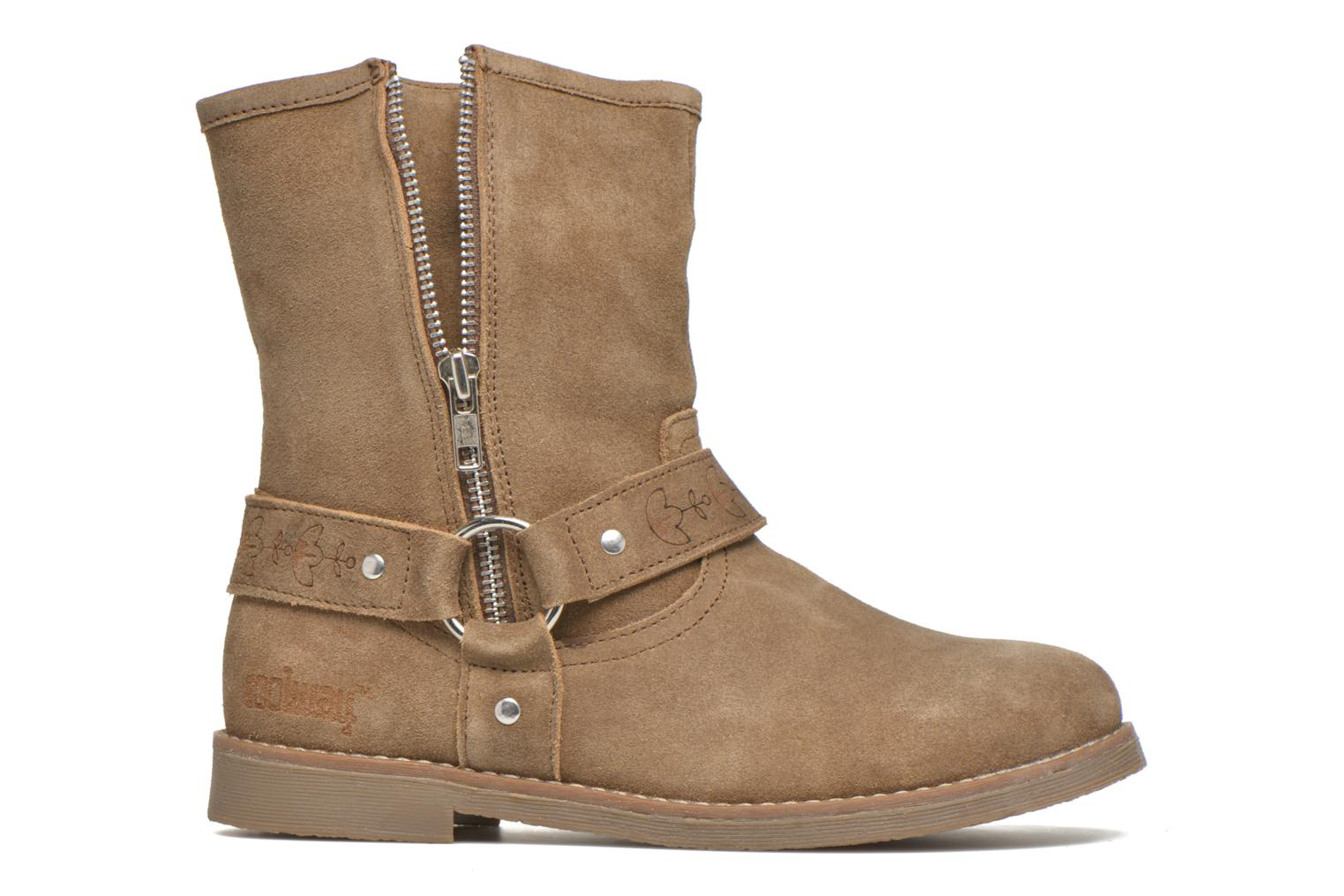Ankle boots Coolway Betusta Brown back view
