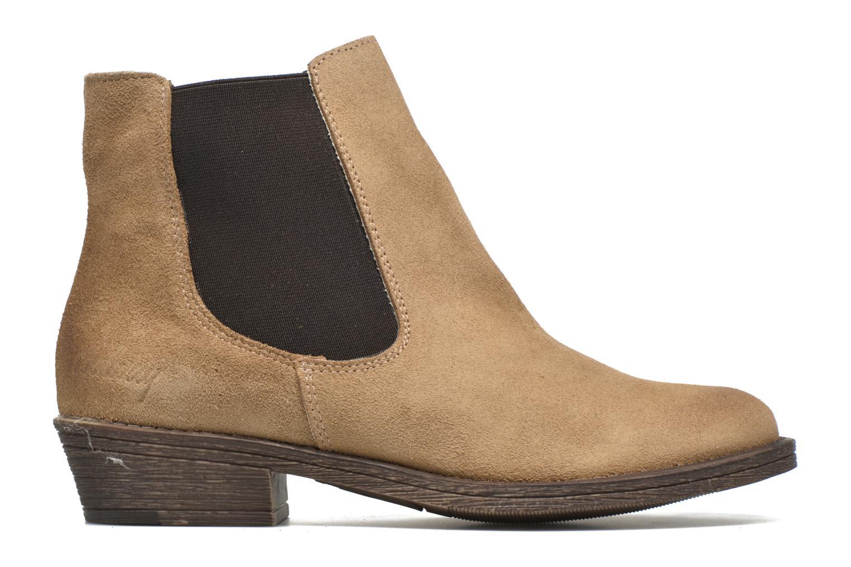 Boots en enkellaarsjes Coolway Bradley Beige achterkant