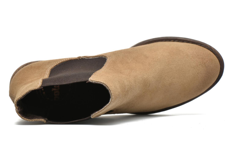 Bottines et boots Coolway Bradley Beige vue gauche