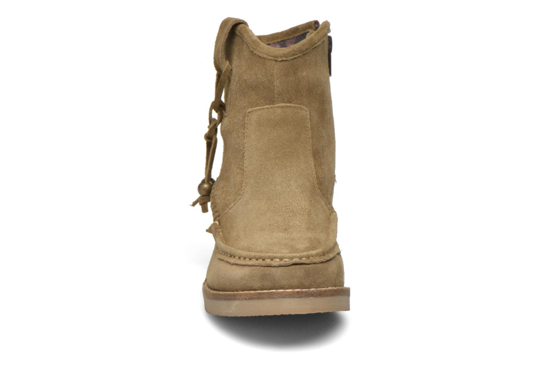 Ankelstøvler Coolway Breno Grøn se skoene på