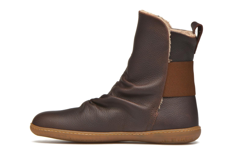 Bottines et boots El Naturalista El Viajero NE13 Marron vue face