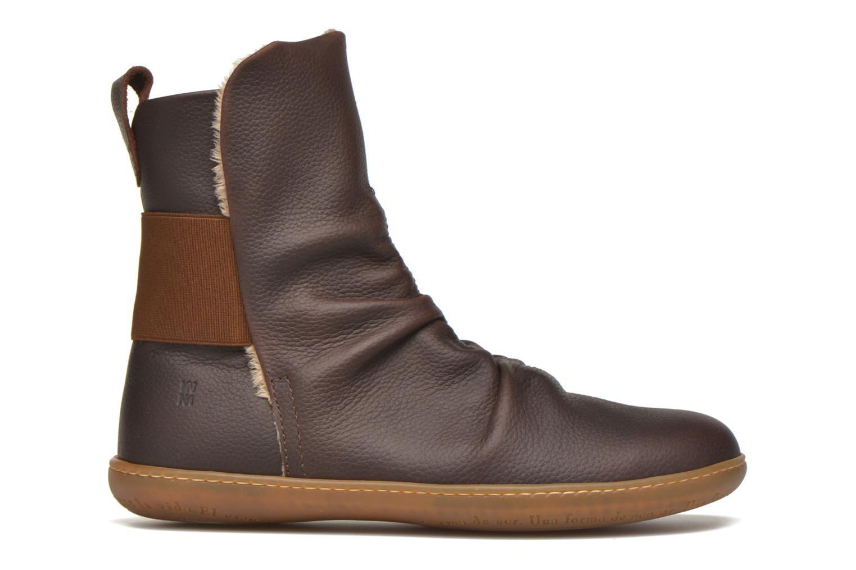 Bottines et boots El Naturalista El Viajero NE13 Marron vue derrière