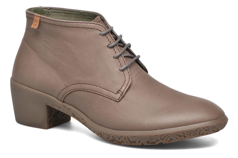 Chaussures à lacets El Naturalista Alhambra NG11 Marron vue détail/paire