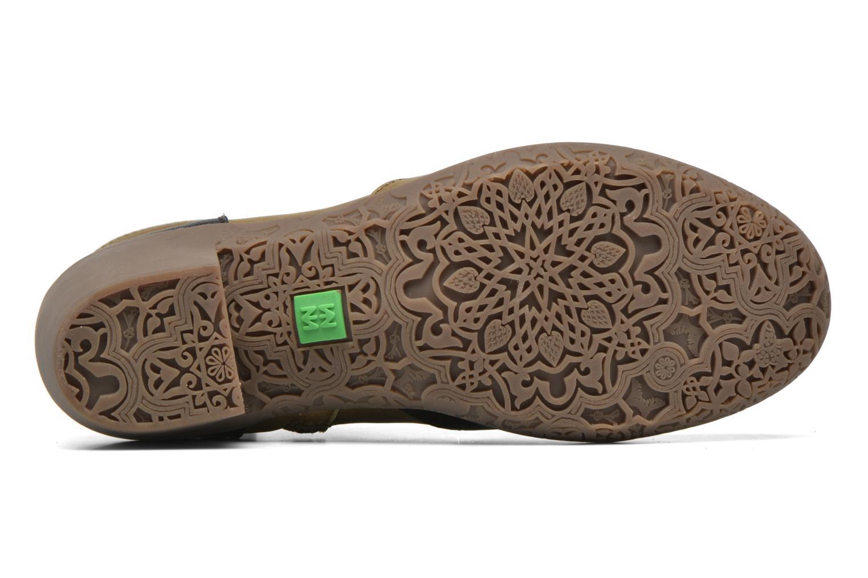 Bottines et boots El Naturalista Alhambra NG15 Vert vue haut