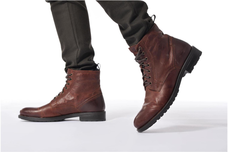 Stiefeletten & Boots Marvin&Co Ansi braun ansicht von unten / tasche getragen