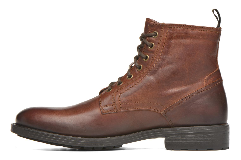 Stiefeletten & Boots Marvin&Co Ansi braun ansicht von vorne