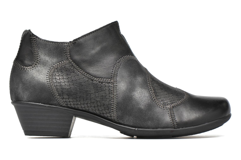 Bottines et boots Remonte Iris D7383 Noir vue derrière