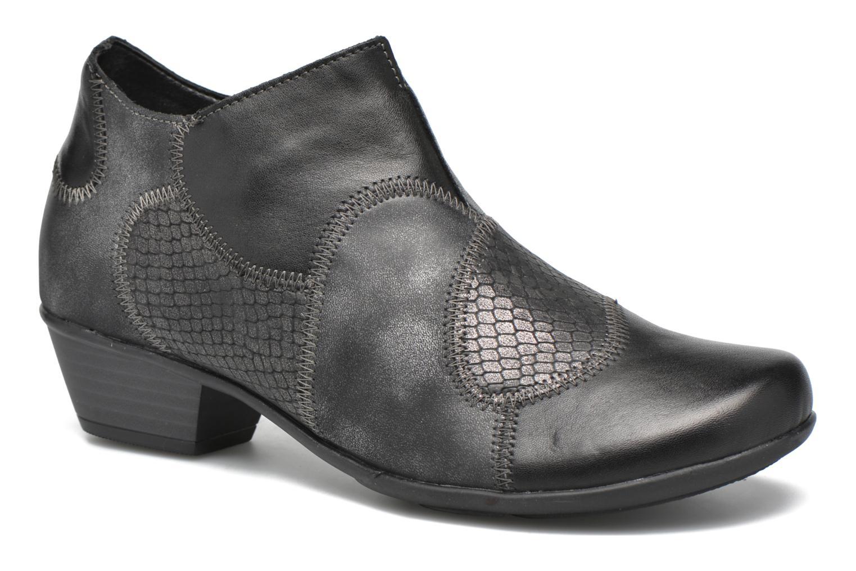 Bottines et boots Remonte Iris D7383 Noir vue détail/paire