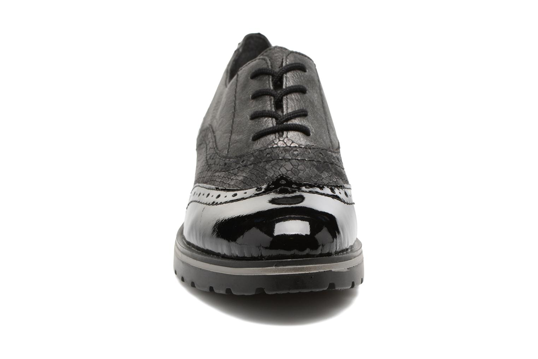 Zapatos con cordones Remonte Alix R1901 Negro vista del modelo