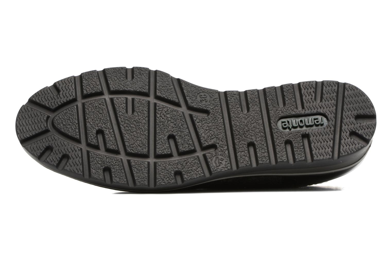 Zapatos con cordones Remonte Alix R1901 Negro vista de arriba