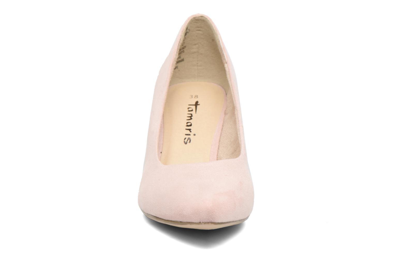 Escarpins Tamaris Natalia Rose vue portées chaussures
