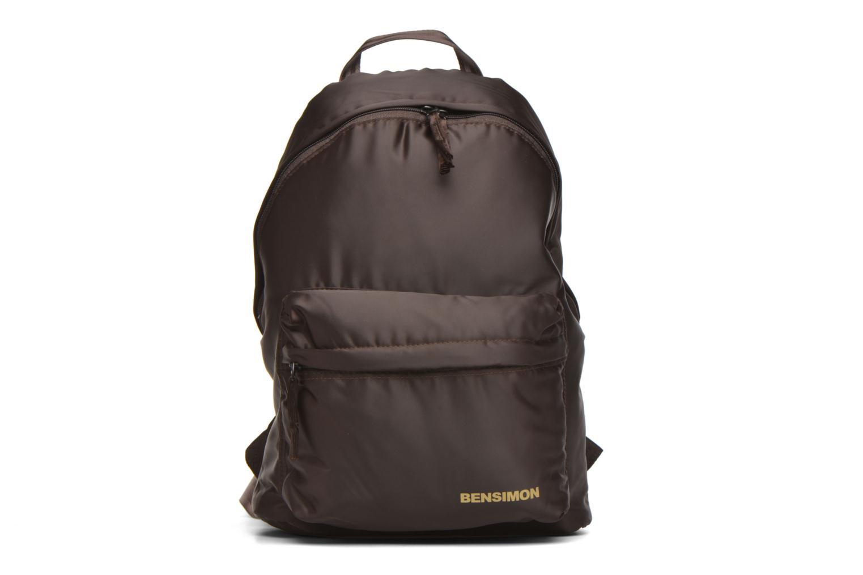 Sacs à dos Bensimon City Backpack Marron vue détail/paire