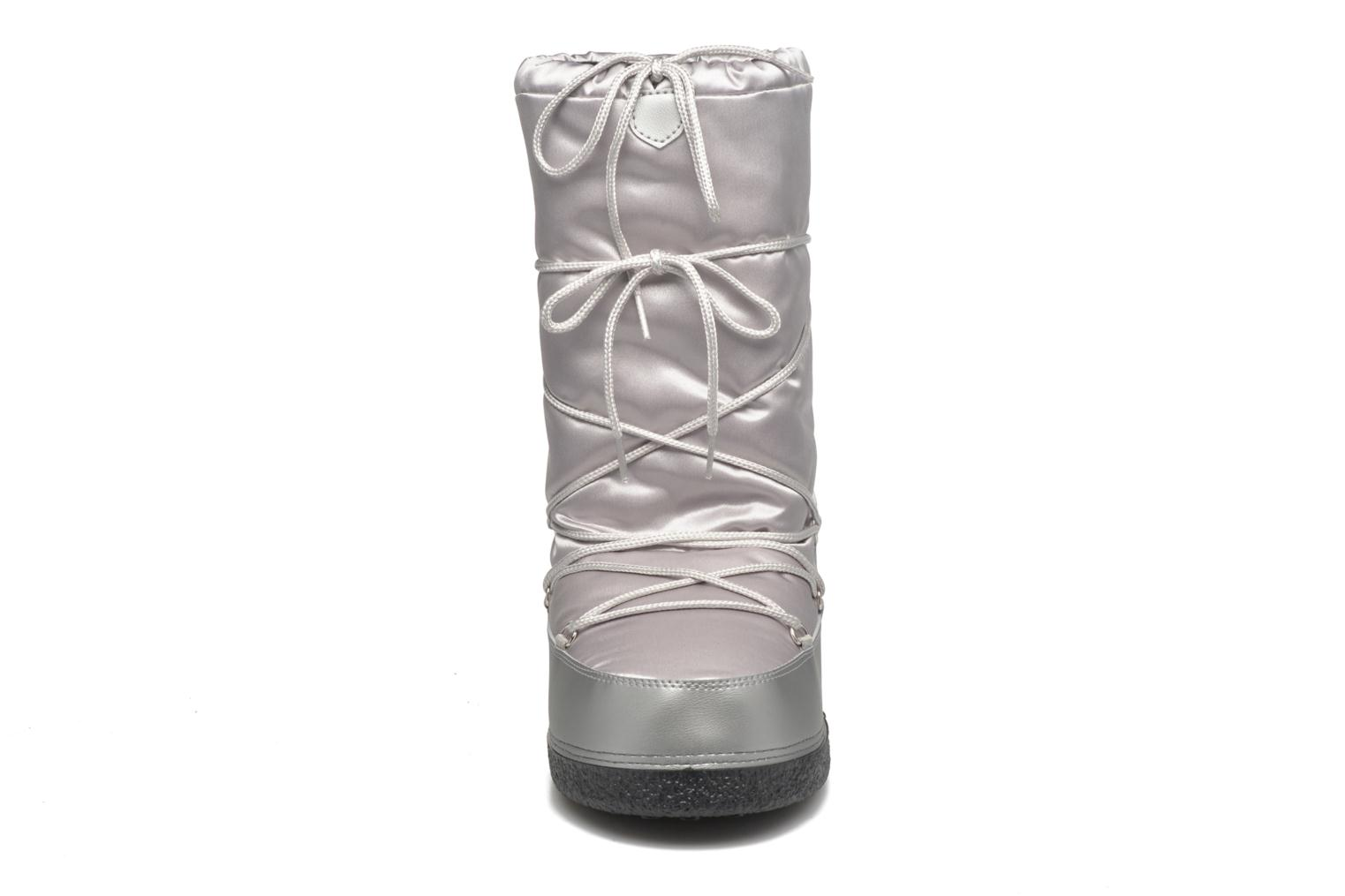 Boots & wellies Love Moschino Silversnow Silver model view