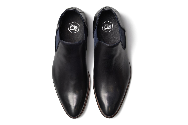 Bottines et boots Mr SARENZA Toddown Bleu vue portées chaussures
