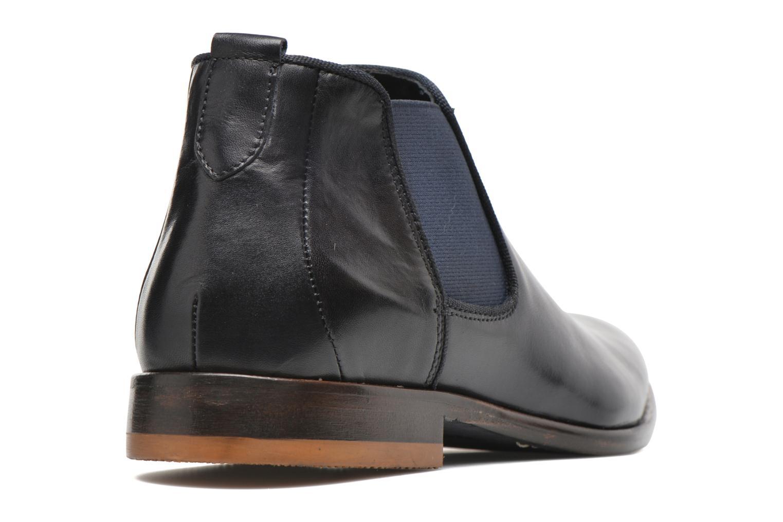 Bottines et boots Mr SARENZA Toddown Bleu vue face