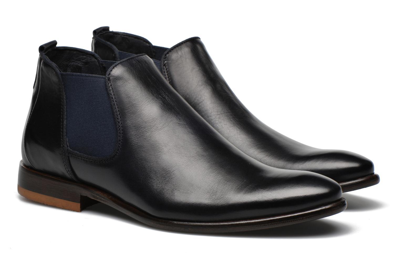 Bottines et boots Mr SARENZA Toddown Bleu vue derrière