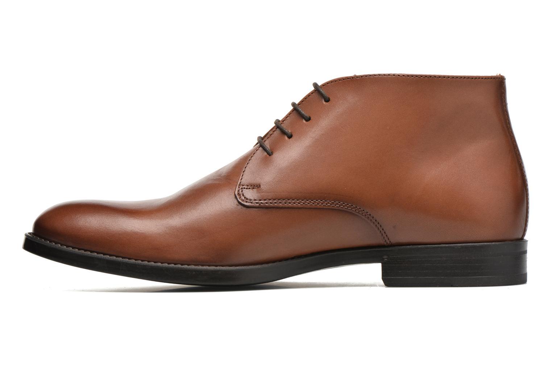 Stiefeletten & Boots Marvin&Co Tipton braun ansicht von vorne